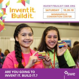 Join Us Oct. 20 As We Encourage Girls to Explore Engineering