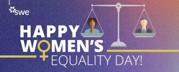 Celebrate #WomensEqualityDay with Hashtag #SeeHerBeHer