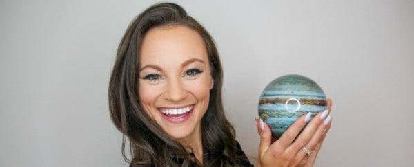 Tv Host And Author Emily Calandrelli Inspires Interest In Stem
