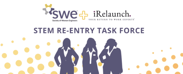 Podcast: SWE and iRelaunch STEM Re-entry Program