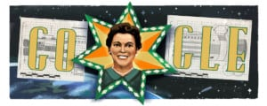 Google Doodle Features SWE Fellow Mary G. Ross