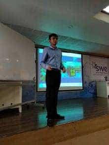 SWE CCEW Holds Workshop on Career Development