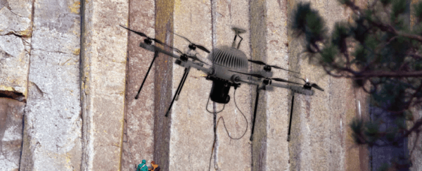 SWE Magazine Fall Issue: The Use of Drones Soars