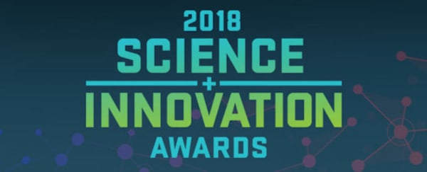 Win a Science + Innovation Award, Be Featured on TV