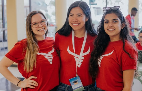 TE Connectivity's 0K Contribution to SWE Scholarships is Driving Tomorrow's Awesome