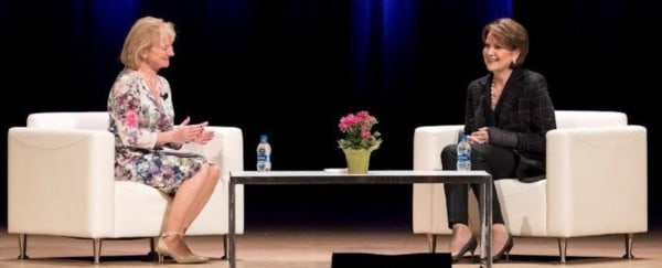 Video: Lockheed Martin CEO Addresses Women in Engineering