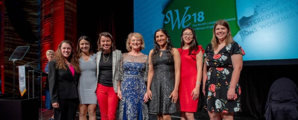 Video: Celebrate SWE! at WE18