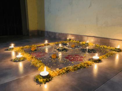 SWE Members Celebrate Diwali - the Hindu Festival of Lights