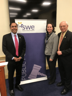 Swe's Fy19 #givingtuesday Campaign Highlights Swe Public Policy Efforts