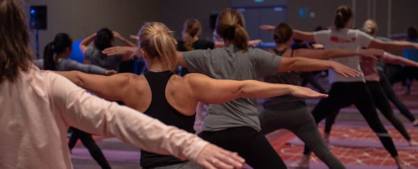 Looking for a Healthy Holiday Tradition? Try Yuletide Yoga