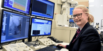 A Day in the Life of Nuclear Engineer Liz Getto