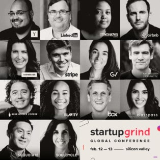 Startup Grind, Tech Global Conference