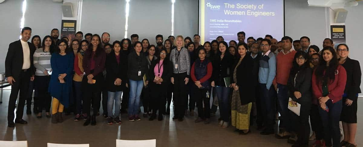 Keysight And Swe Discuss Gender Bias In India