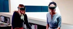 Women Push the Envelope in Virtual Reality