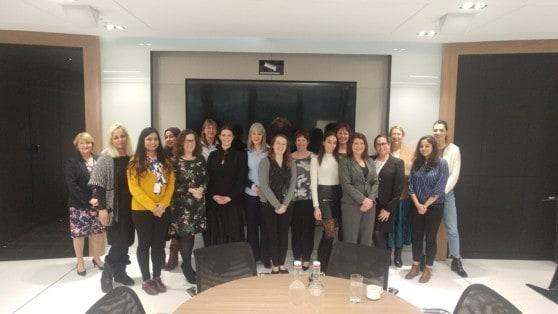 SWE Hosts Leadership Workshops in Germany and UK