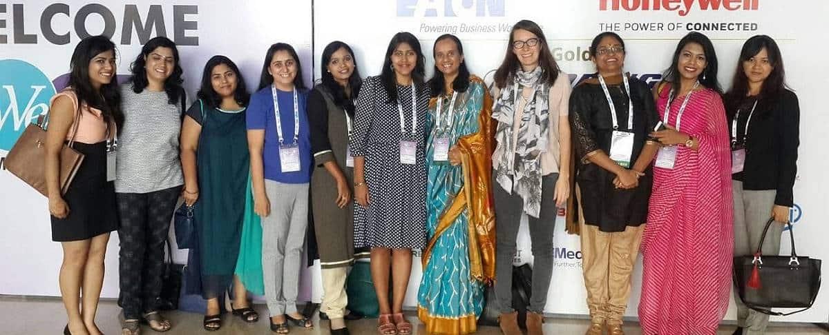 WE Local India Group of Ladies