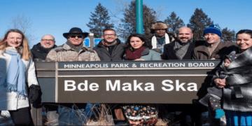 Renaming a Lake Sends Message Lake