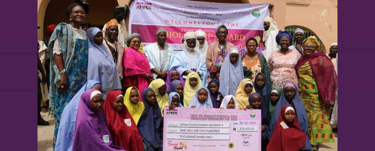 Invent it. Build It. Benefits Girls in Nigeria