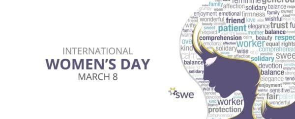 International Women's Day 2019: Words of Wisdom