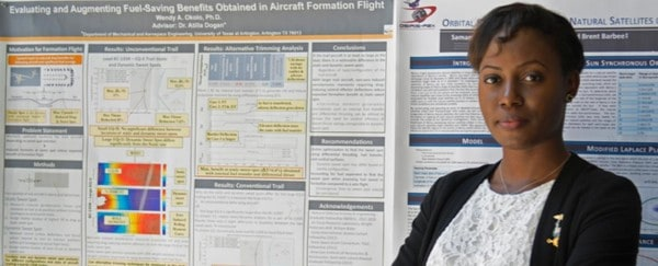 Meet the First Black woman to Earn a PhD in Aerospace Engineering