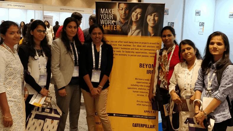 WE Local Pune group of ladies