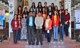 My Visit to SWE Global Affiliate, India's Mody University