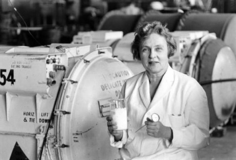 Member Spotlight: Maria Telkes, Biophysicist & Inventor Maria Telkes