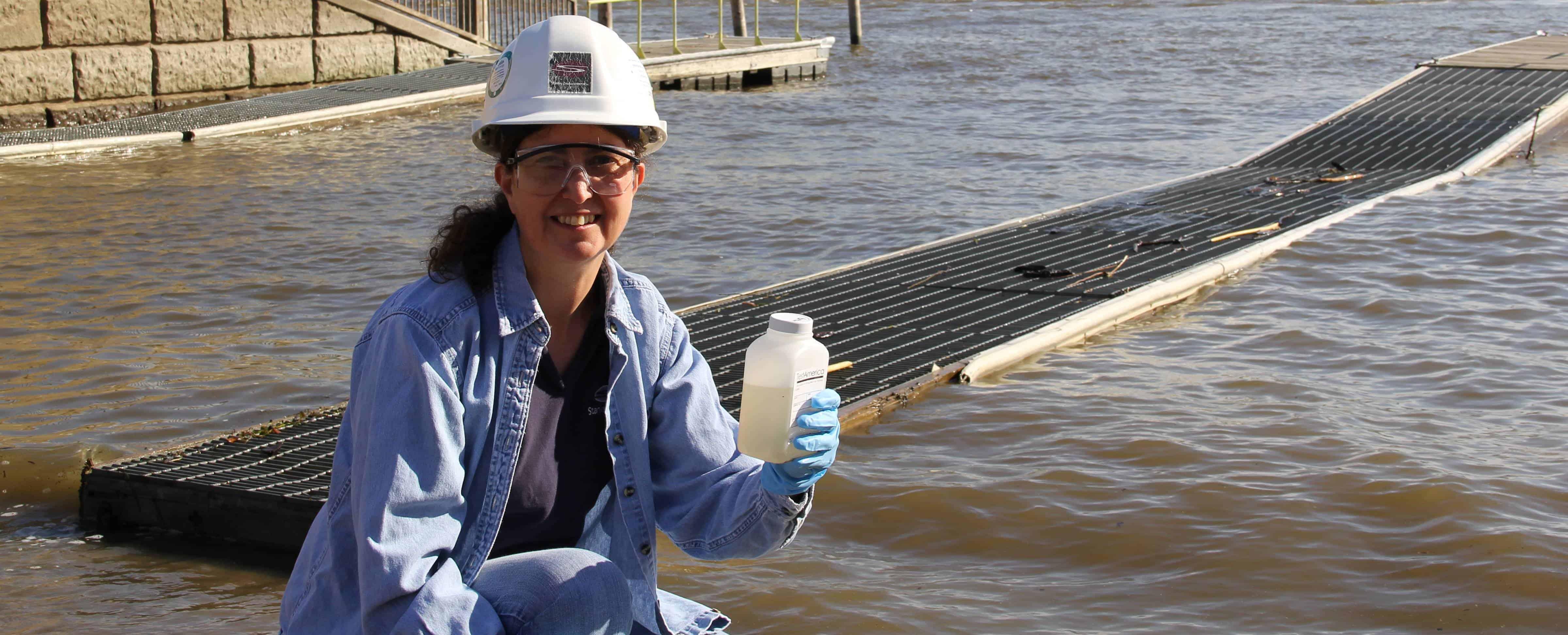 Member Spotlight: Environmental Engineer Becky Svatos