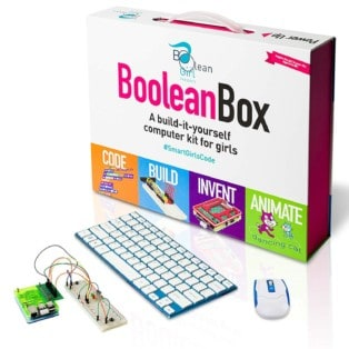 Image of Boolean Girl box