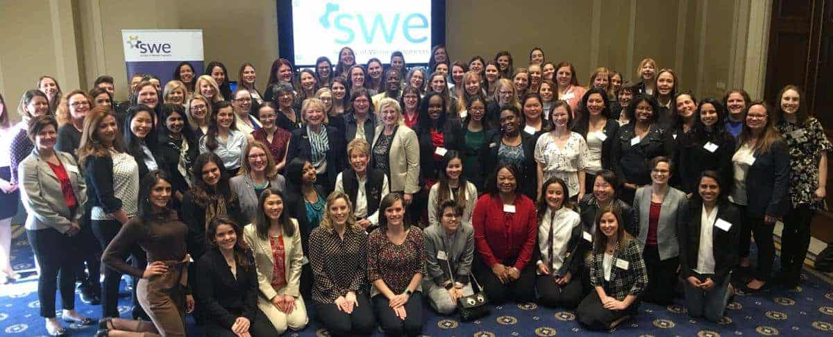 Swe's Congressional Outreach Day Coincides With Hidden Figures Bill