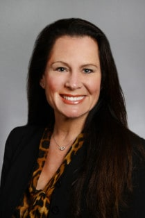 headshot of Dean Elizabeth Loboa of the University of Missouri