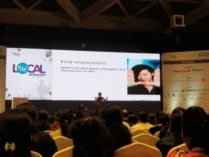 Sabina Nawaz Speaking
