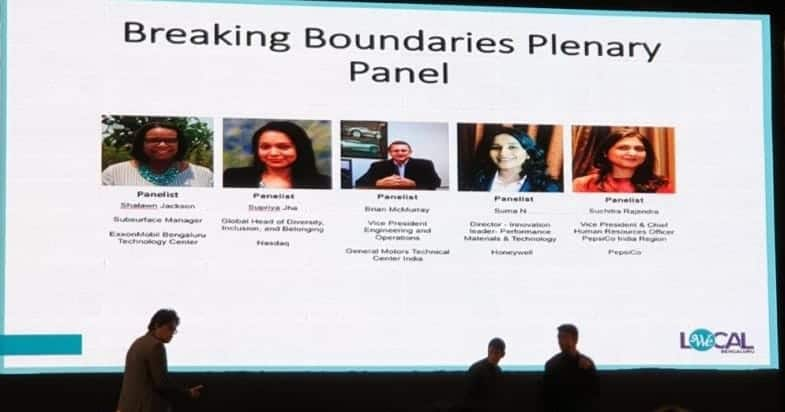 Breaking Boundaries Panel