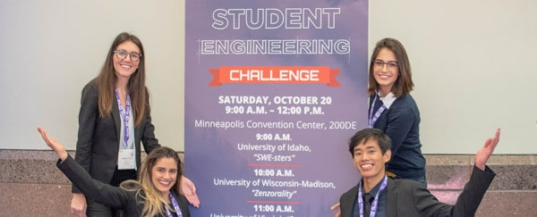 PepsiCo/SWE Student Challenge: An Empowering Experience