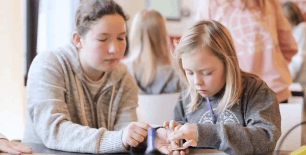 "SWE Affiliate FH Salzburg's ""Maker Day for Creative Girls"""