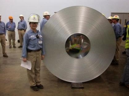 Member Spotlight: Materials Engineer Vanessa Li