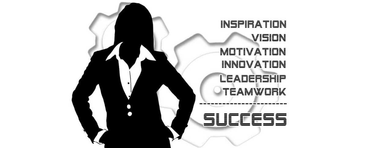 businesswoman leader
