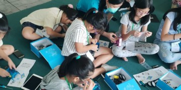 For the Love of STEAM: SWE Jakarta's Outreach Event