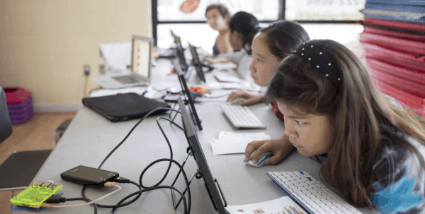 """""""boolean Girl"""" Is On A Mission: Teach Girls To Code And Build Electronics"""