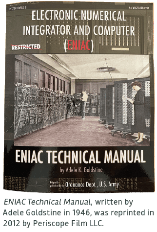 ENIAC Technical Manual