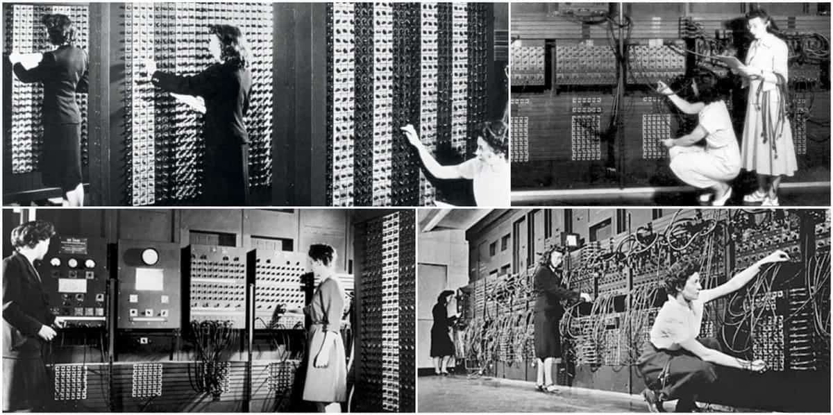 The Programming Pioneers of ENIAC