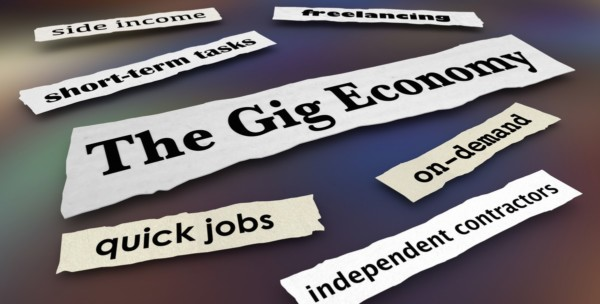 Taking a Look at the Gig Economy