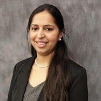 Kalyani Mallela headshot
