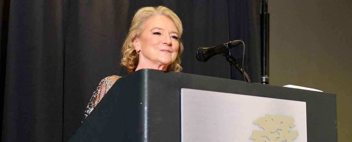 Penny Wirsing's MSU Commencement Speech Addresses Assumptions