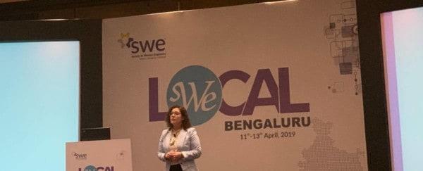 SWE Staff Spotlight: Sabrena Lopez