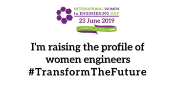 Help 'Transform the Future' for INWED 2019