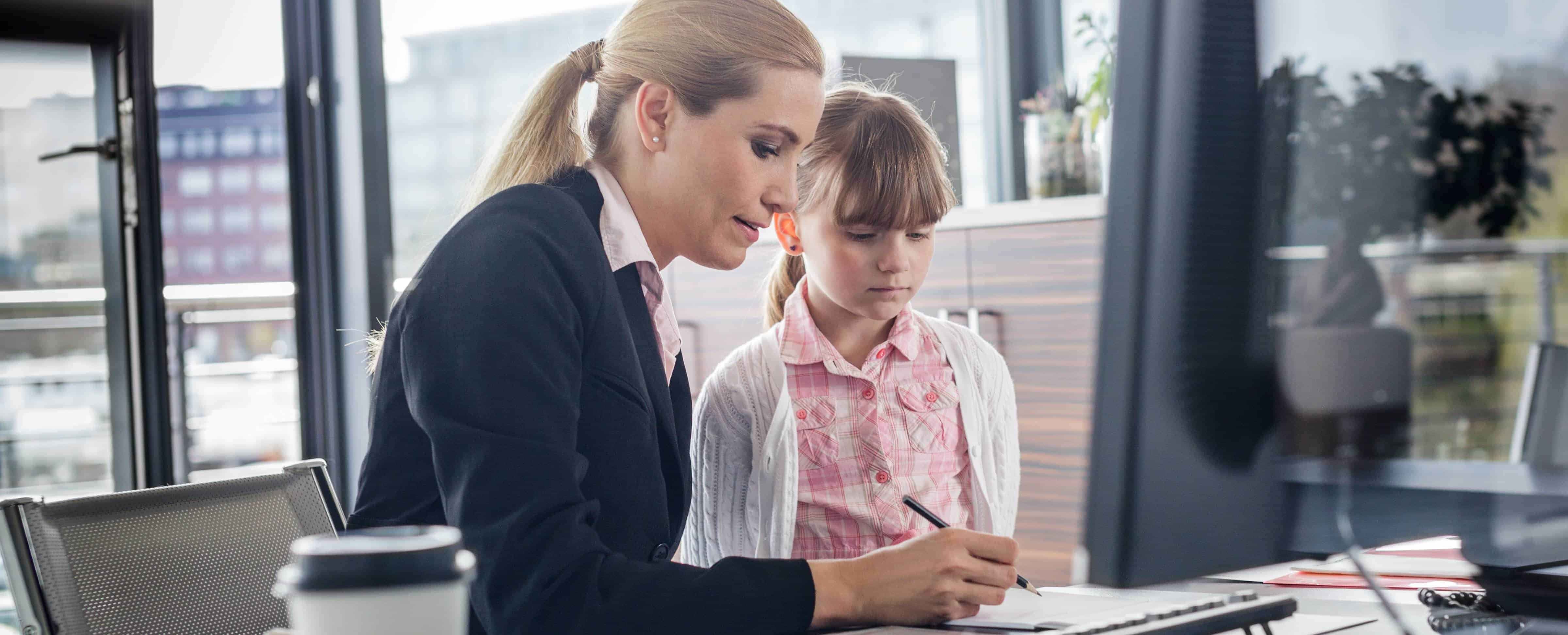 Helping Stay-at-Home Parents Reenter the Workforce