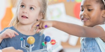 Turning Preschool Into A Pipeline For Female Engineers