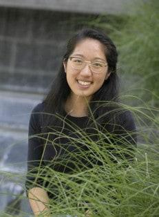 headshot of undergraduate student Emily Chen