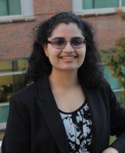 Motorola Solutions scholarship recipient Manasi Deshpande